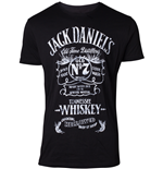 Camiseta Jack Daniel's - Old Advertising
