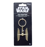Chaveiro Star Wars - Episode VIII - Tie Fighter