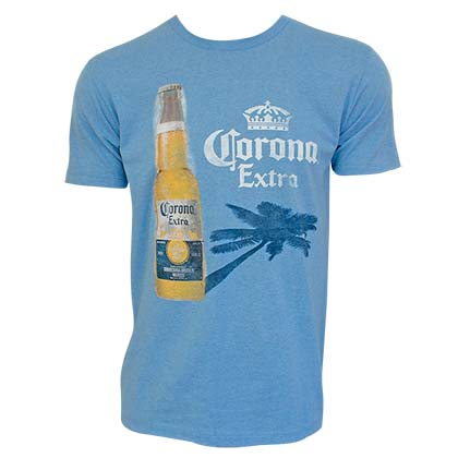Camiseta Corona Palm Shadow