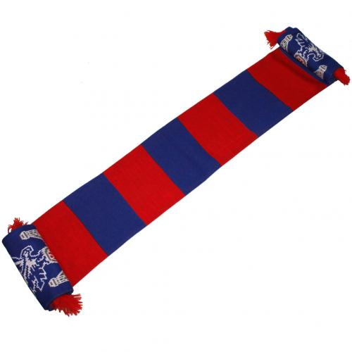Cachecol Crystal Palace f.c.