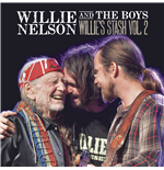 Vinil Willie Nelson - Willie's Stash Vol. 2