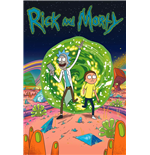Poster Rick and Morty 288075