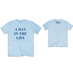 Camiseta Beatles de homem - Design: A Day in the Life
