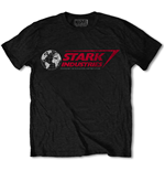 Camiseta Marvel Superheroes Stark Industries
