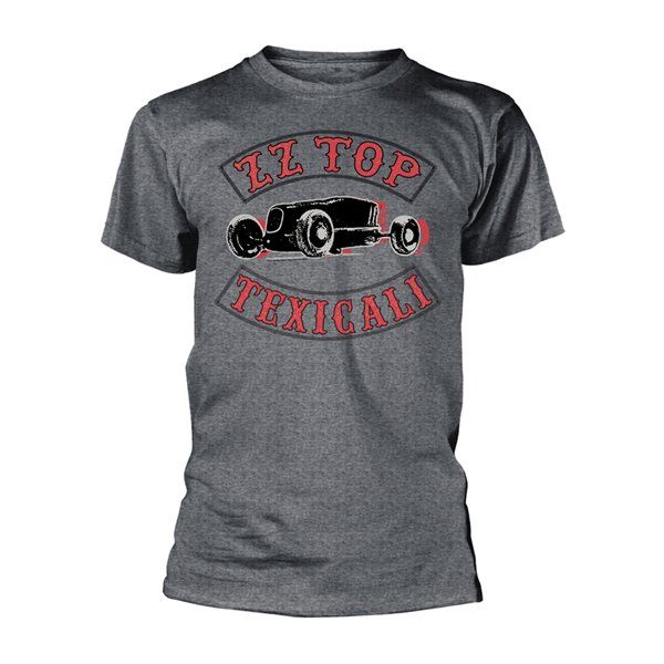 Camiseta ZZ Top Texicali
