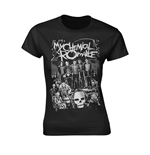 Camiseta My Chemical Romance Dead Parade
