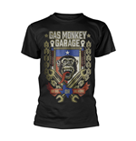 Camiseta Gas Monkey Garage 288473