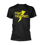 Camiseta Foo Fighters - Lightning Strike