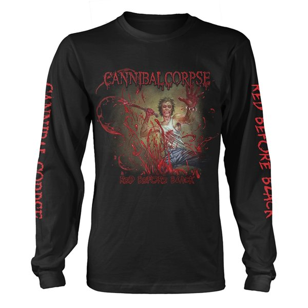 Camiseta manga comprida Cannibal Corpse 288522