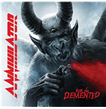 Vinil Annihilator - For The Demented