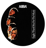 "Vinil Abba - Eagle/Thank For The Music (7"") (Picture Disc)"