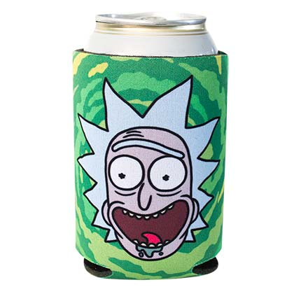 Capa Termo Rick and Morty Screaming Rick
