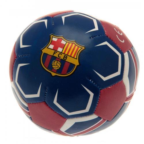 ba715c1a52 Bola de Futebol Barcelona 289669 Original  Compra Online em Oferta