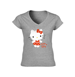 Camiseta Hello Kitty Polka