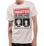 Camiseta Rick and Morty 290076
