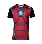 Camiseta Iron Man 290080