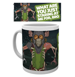 Caneca Rick and Morty 290519
