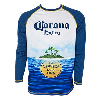 Camiseta Coronita Rash Guard
