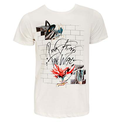 Camiseta Pink Floyd The Wall