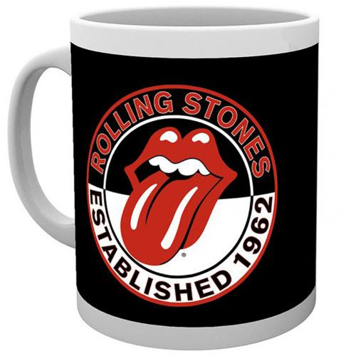 Caneca The Rolling Stones