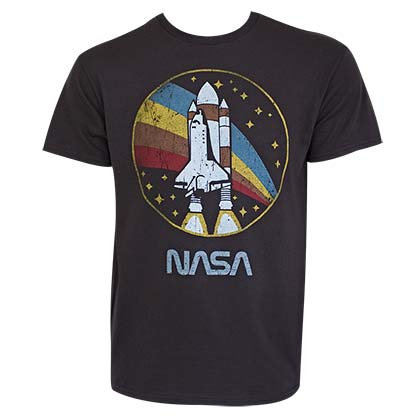 Camiseta NASA Shuttle Launch