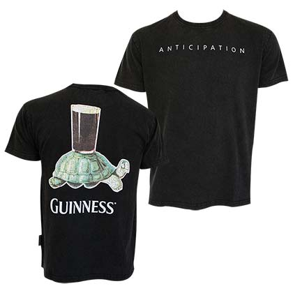 Camiseta Guinness Anticipation