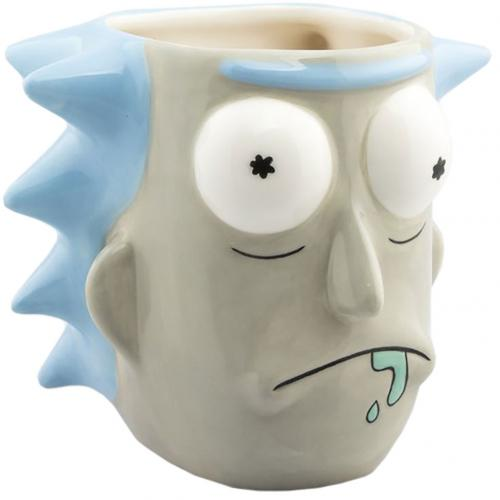 Caneca Rick and Morty 292763