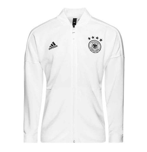 Compra Jaqueta Alemanha Futebol 2018-2019 (Branca) Original 8b3f4bc5cbbe2