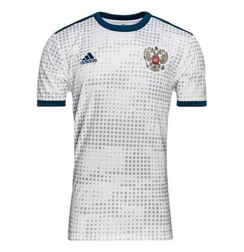 ccb86a4109290 Compra Camiseta Rússia Futebol 2018-2019 Away de criança Original