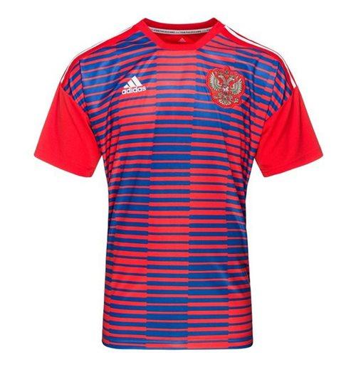 cda1ec470f Compra Camiseta Rússia Futebol 2018-2019 (Vermelho) Original