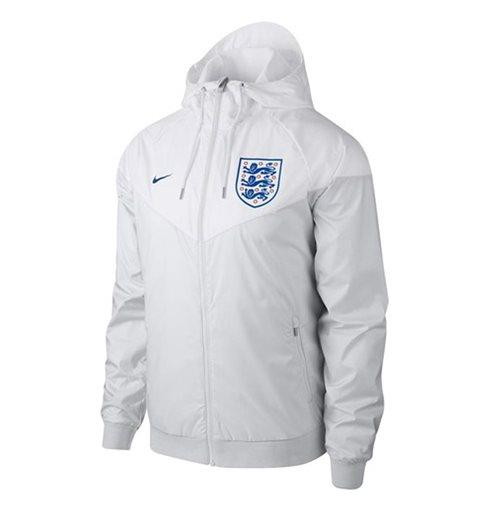 159d4e221f Compra Jaqueta Inglaterra Futebol 2018-2019 (Branco) Original