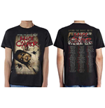 Camiseta Alice Cooper de homem - Design: Spend The Night With Spiders