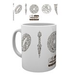 Caneca Uncharted 293787