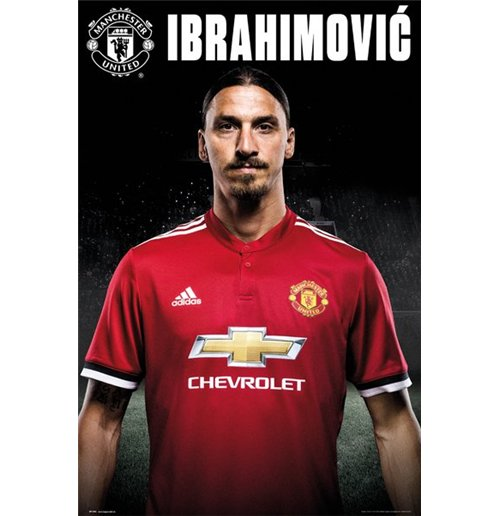 Poster Manchester United FC 293852