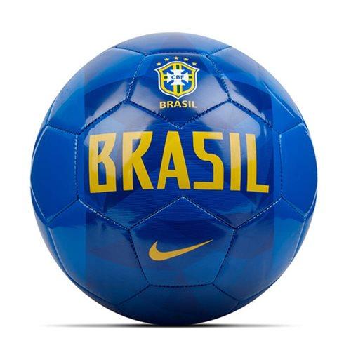 Compra Bola de Futebol Brasil futebol 2018-2019 (Azul escuro) 3570e0681cae1