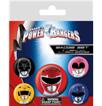 Broche Power Rangers  294367