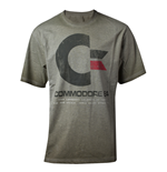 Camiseta Commodore 64 - 64K