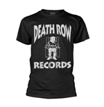 Camiseta Death Row (Preto)