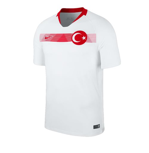 Compra Camiseta Turquia futebol 2018-2019 Away Original 2ccdfe334a92a