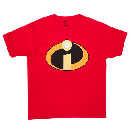 Camiseta The Incredibles