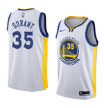 Camiseta Golden State Warriors Kevin Durant Nike Association Edition Réplica