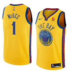 Camiseta Golden State Warriors Javale McGee Nike City Edition Réplica