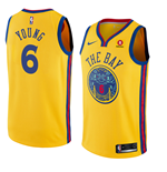 Camiseta Golden State Warriors Nick Young Nike City Edition Réplica