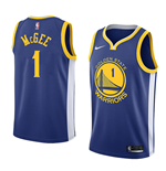 Camiseta Golden State Warriors Javale McGee Nike Icon Edition Réplica