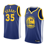 Camiseta Golden State Warriors Kevin Durant Nike Icon Edition Réplica