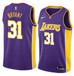 Camiseta Los Angeles Lakers Thomas Bryant Nike Statement Edition Réplica