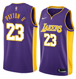 Camiseta Los Angeles Lakers Gary Payton II Nike Statement Edition Réplica