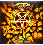 Vinil Anthrax - Whorship Music (2 Lp+7'')
