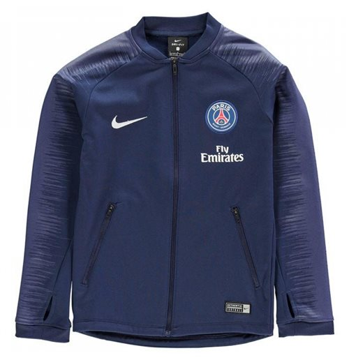 cba1dce642 Compra Jaqueta Paris Saint-Germain 2018-2019 (Azul Marinho)