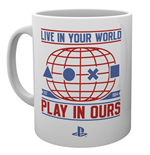 Caneca PlayStation 299674